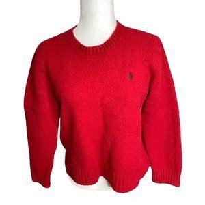 Vintage Polo by Ralph Lauren Merino Wool sweater